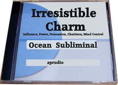Irresistible Charm - Personal Magnetism, Persuasion, Charisma Subliminal CD