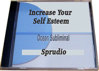 Increase Your Self Esteem- Improve your Confidence Subliminal CD Ocean Wave