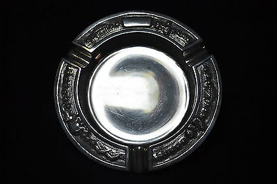 #2280 - Beautiful - Sterling Silver Ashtray
