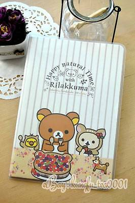 2015 Rilakkuma Bear Happy Natural Time A5 Schedule Organizer Monthly Planner - A