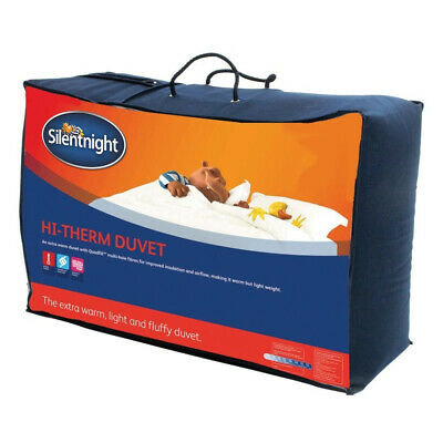 Silentnight Hi-Therm Duvet - 10.5 Tog - Double