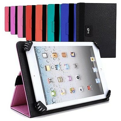 """Slim Protective Folio Case Cover for 9.7""""-10.1"""" Tablet PC"""