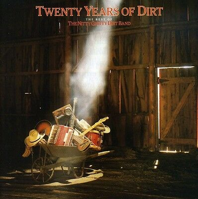 The Nitty Gritty Dir - Twenty Years of Dirt: The Best of [New CD]