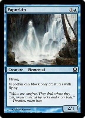 MTG Magic THS - (4x) Vaporkin/Hématmos, English/VO