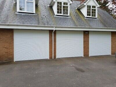 Remote Control Roller Garage Door up to 2440mm x 2205mm Made to your sizes