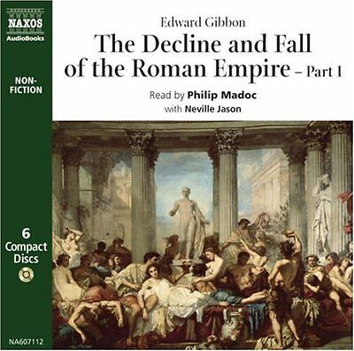Edward Gibbon - Decline & Fall of the Roman Empire 1 [New Books]