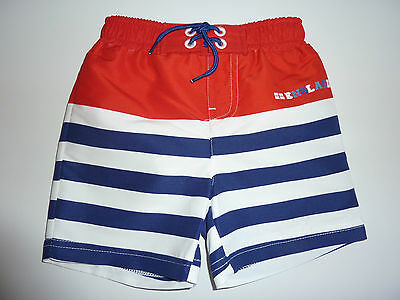 Really Cute Little Boys ENGLAND Swim Shorts NWT