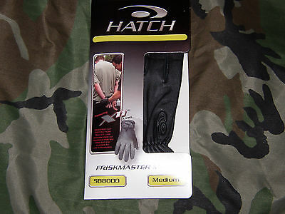Hatch Gloves Friskmaster Max Sb8000 New Medium Cut Resistant X11 Lined