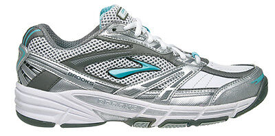 Brooks Net-Intercept Netball Shoe (Leather) (895) + Free Delivery