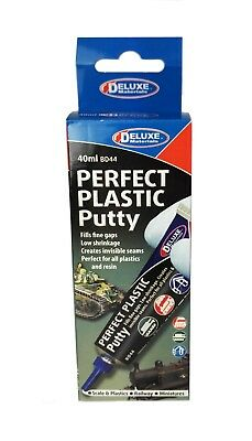 Deluxe Materials Perfect Plastic Putty Model Filler 40ml Tube BD44