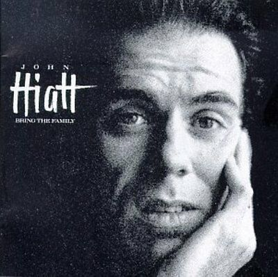 John Hiatt - Bring the Family [New CD]