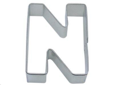 N Letter Cookie Cutter 3""