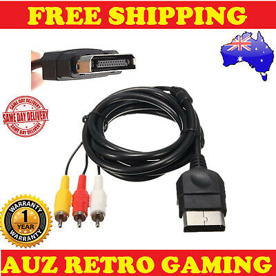 1080p Component HD TV RCA AV Cable Cord Lead For Original Xbox Game Console