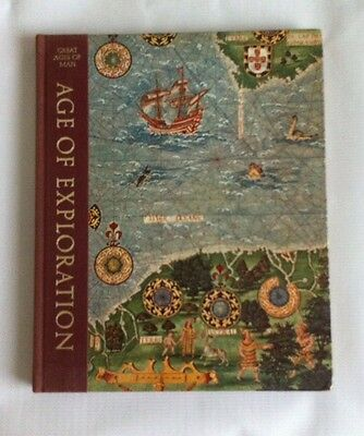 Age Of Exploration , Great Ages Of Man  Illustrated Medieval History 1971 Hc