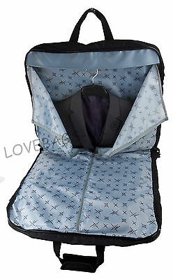 New Quality Garment Suit Dress Clothes Cover Work Travel Holdall Carry Case Bag