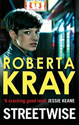 Streetwise by Kray, Roberta Book The Cheap Fast Free Post