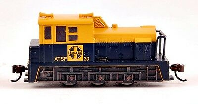 Bachmann N Scale Train Diesel MDT Plymouth Analog Santa Fe #30 60053