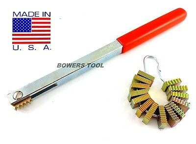 Jawco #47 Internal Rethreading Tool Thread Restorer 8-32 TPI Pipe USA