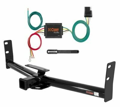 Curt Class 3 Trailer Hitch & Wiring Kit for Saturn Vue