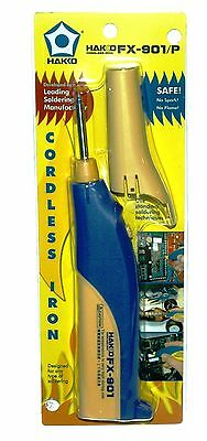 FX-901/P Hakko Cordless Battery-Operated Soldering Iron Authorized Seller [PZ3]