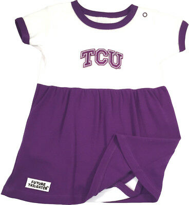 Texas Christian TCU Baby Bodysuit