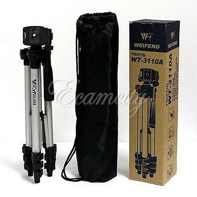 40 inch Camera Tripod Compact Stand for DSLR Canon Nikon Sony D70s D40x D50 L1