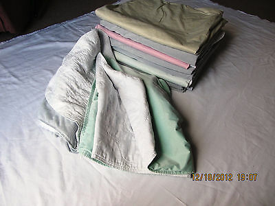 5 reclaimed, hospital washable Bed Pads,Pee Wee ,cats,puppy,dogs, A grade pads