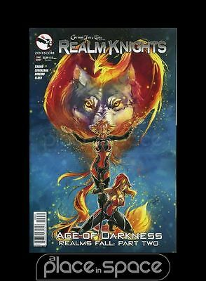 Grimm Fairy Tales: Realm Of Knights: Age Of Darkness #1C