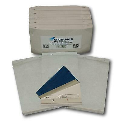 50 XL Carbon Copy Duplicate Restaurant Cafe Pub Food Numbered Order Pads