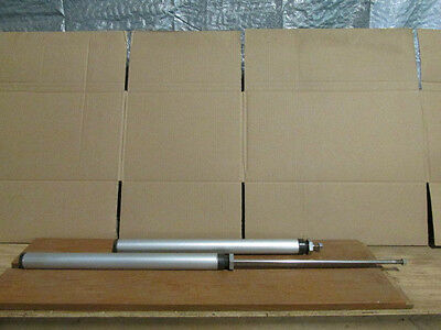 "2Pcs Pneumatic Cylinder 1"" Bore 14"" Stroke Double Acting New"