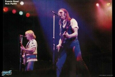 STATUS QUO POSTER Live on Stage RARE HOT NEW - PRINT IMAGE PHOTO -G10
