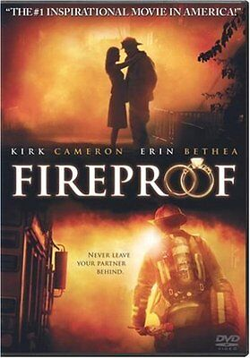 Fireproof, DVD 2009, Free Shipping, New