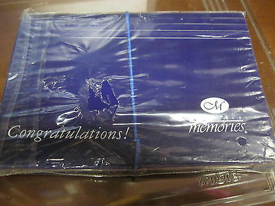 Creative Memories CONGRATULATIONS Photo File Holder NEW NIP