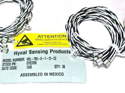 HEL-705-U-1-12-C2 Honeywell Industrial Temperature Sensors -200'C [QTY=1pcs]