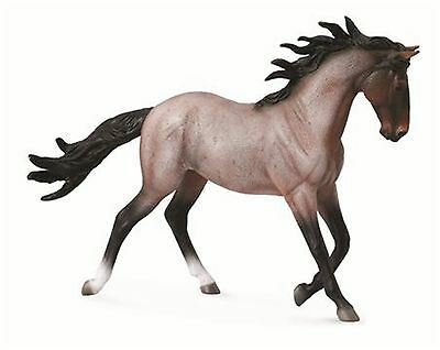 CollectA Mustang Mare - Bay Roan (88543) Model Horse Figurine