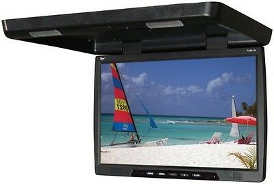 "Tview T206IR Monitor 20"" Black Flipdown TFT Widescreen"