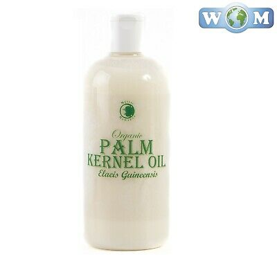 Palm (Kernel) Organic Carrier Oil  - 100% Pure - 500g (CO500PALMKERN)