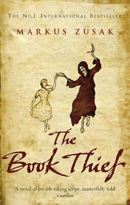 The Book Thief, Zusak, Markus Paperback Book The Cheap Fast Free Post