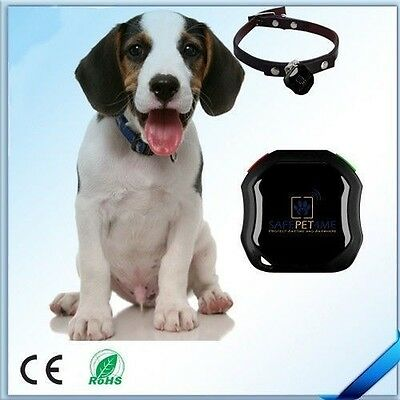 SAFEPET4ME,SP4M-18, Waterproof GPS Tracker (GSM/GPRS/AGPS) Free App IOS& Android