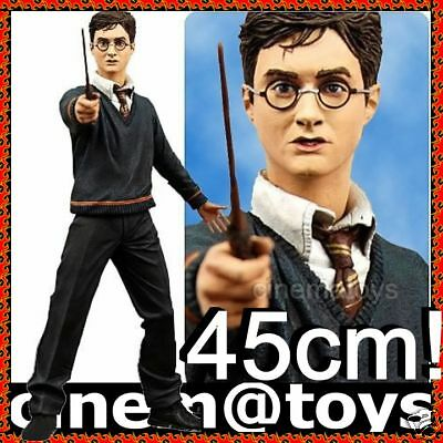 J.K. ROWLING HARRY POTTER 45CM ACTION FIGURE PARLANTE!