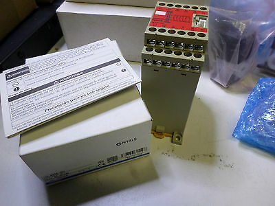 OMRON SAFETY RELAY - 24AC/DC  G9SA-501 - 5 x SPST N/O and 1 SPST N/C Contacts