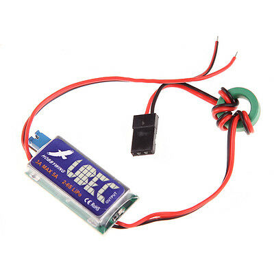 2015 New Hobbywing 3A UBEC 5V 6V Max 5A Lowest RF Noise Switch Mode Module