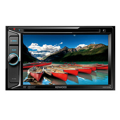 Kenwood DDX1035 6.2 inch In Car Double DIN DVD Stereo Receiver