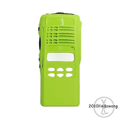 Green Repair Housing Case for Motorola HT1250 limited-keypad Portable Radio