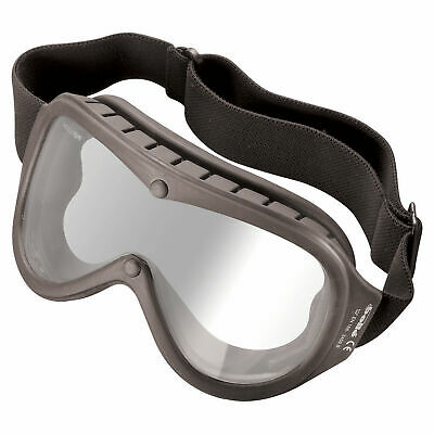 Bolle Protective Flame Resistant Mechanic/Pit Crew/Refuelling Goggles