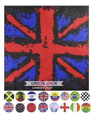 Flag Bandanas St George Irish Jamaican Union Jack Badanna and more
