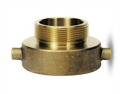 "Fire Hydrant Adapter 2-1/2""(F)Nst X 2""(M)Npt 1913060"