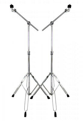 Mapex Tornado Cymbal Boom Stand Double Braced Twin Pack B200-TND