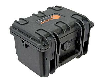 Elephant E100 Hard Case W Foam For GoPro Small Camera or Video Equipment
