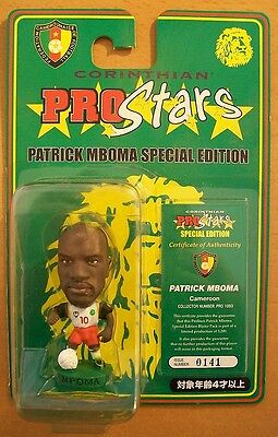 Prostars CAMEROON (AWAY) MBOMA, PRO1093 Japan Released Special Edition Blister